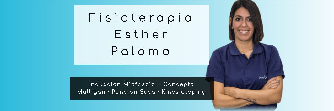 Fisioterapia Esther Palomo